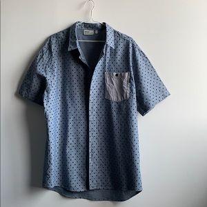 WESC Star Speckled Shirt